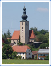 Pfarrkirche St. Johannes der Täufer  Tyrlaching