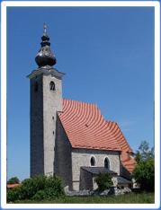 Filialkirche St. Peter und Paul - Oberbuch
